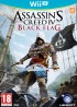 Cover Assassin's Creed IV: Black Flag per Wii U