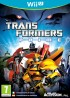 Cover TRANSFORMERS PRIME The Game