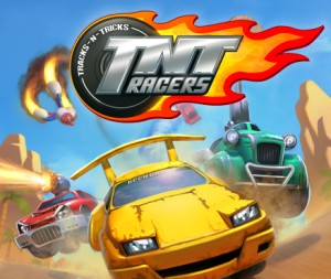Cover TNT Racers - Nitro Machines Edition