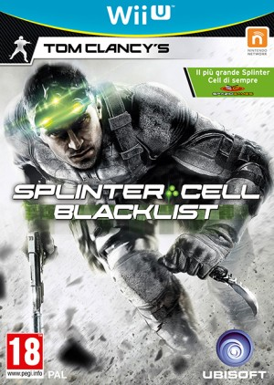 Cover Tom Clancy's Splinter Cell Blacklist