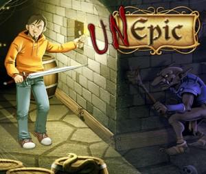 Cover Unepic (Wii U)