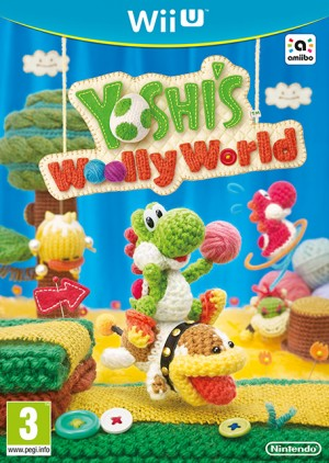 Cover Yoshi's Woolly World (Wii U)