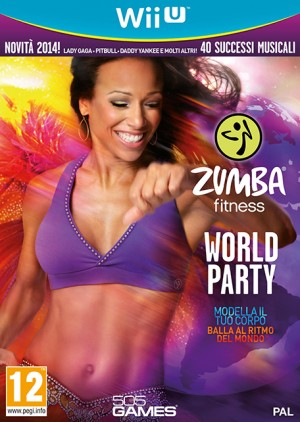 Cover Zumba Fitness: World Party