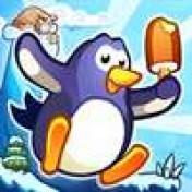 Cover Hopping Penguin