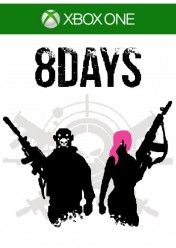 Cover 8DAYS