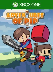 Cover Adventures of Pip (Xbox One)
