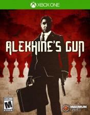 Cover Alekhine's Gun