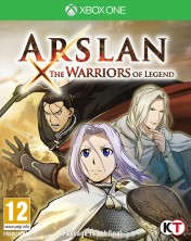 Cover Arslan: The Warriors of Legend