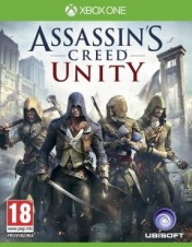 Cover Assassin's Creed Unity