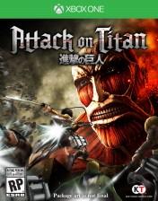 Cover Attack on Titan