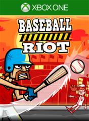 Cover Baseball Riot