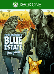 Cover Blue Estate