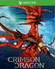 Cover Crimson Dragon