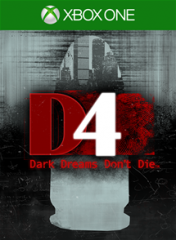 Cover D4: Dark Dreams Don't Die