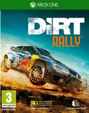 Cover DiRT Rally (Xbox One)