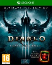Cover Diablo III: Ultimate Evil Edition (Xbox One)