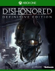Cover Dishonored: Definitive Edition