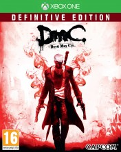 Cover DmC: Devil May Cry Definitive Edition