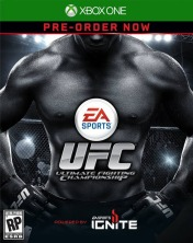 Cover EA Sports UFC