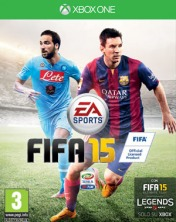 Cover FIFA 15 (Xbox One)