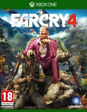 Cover Far Cry 4 (Xbox One)