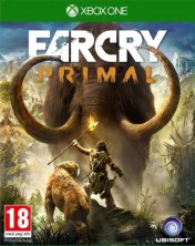 Cover Far Cry Primal (Xbox One)