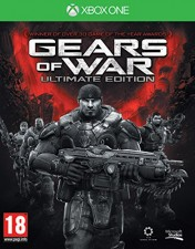 Cover Gears of War: Ultimate Edition (Xbox One)