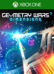 Cover Geometry Wars 3: Dimensions