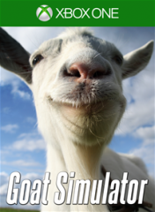 Cover Goat Simulator (Xbox One)