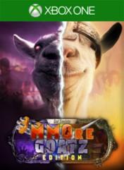 Cover Goat Simulator: Mmore Goatz Edition