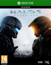 Cover Halo 5: Guardians (Xbox One)