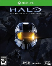 Cover Halo: The Master Chief Collection (Xbox One)