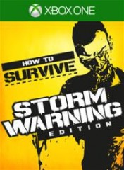 Cover How to Survive: Storm Warning Edition