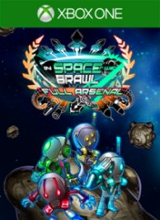 Cover In Space We Brawl: Full Arsenal Edition