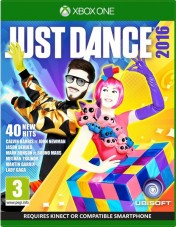 Cover Just Dance 2016
