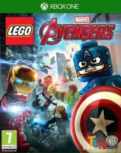Cover LEGO Marvel's Avengers
