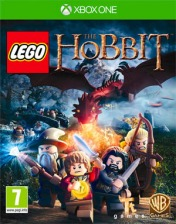 Cover LEGO The Hobbit