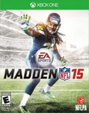 Cover Madden NFL 15 (Xbox One)