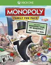 Cover Monopoly: Family Fun Pack