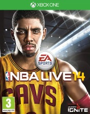 Cover NBA Live 14