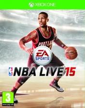 Cover NBA Live 15
