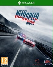 Cover Need for Speed Rivals