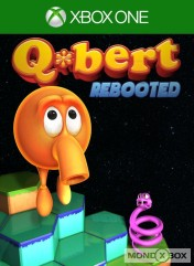 Cover Q*bert: Rebooted: The XBOX One @!#?@! Edition