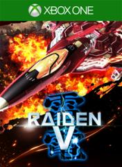 Cover Raiden V