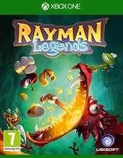 Cover Rayman Legends