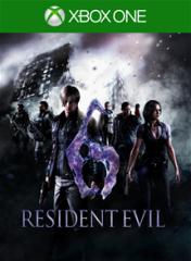 Cover Resident Evil 6