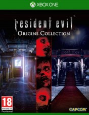 Cover Resident Evil: Origins Collection (Xbox One)