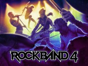 Cover Rock Band 4 (Xbox One)
