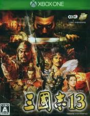 Cover San Goku Shi 13