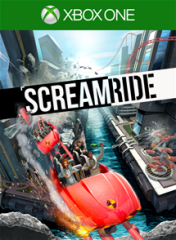 Cover ScreamRide